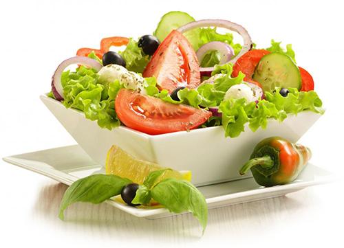 Caperberries Salad