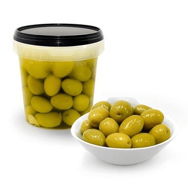 Mammoth Green Olives (Whole)