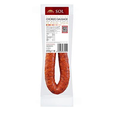 Sol Spicy Chorizo Sausage