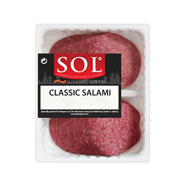 German Classic Salami