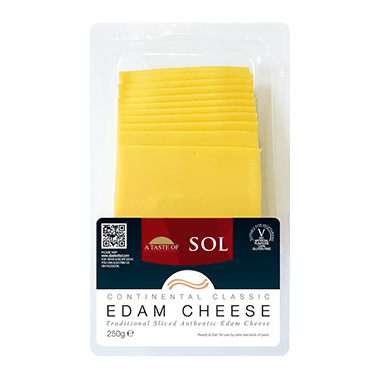 Edam Slices