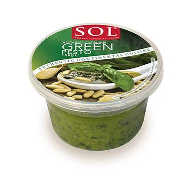 Sol Green Pesto