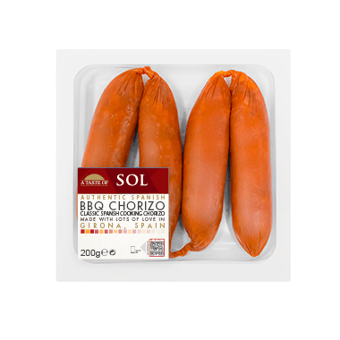 Bbq Cooking Chorizo