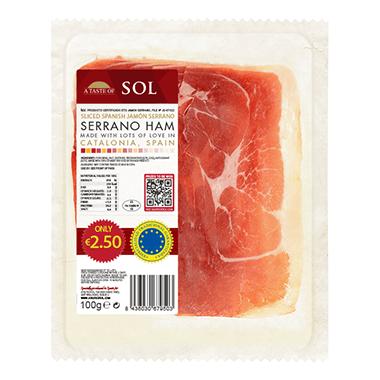 Sol Serrano Ham