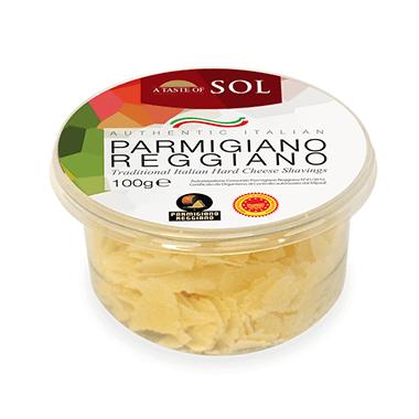 Sol Parmigiano Reggiano Shavings