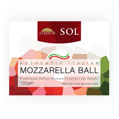 Classic Mozzarella Ball