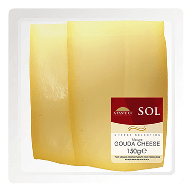 Sol Fresh Pack Gouda Mature