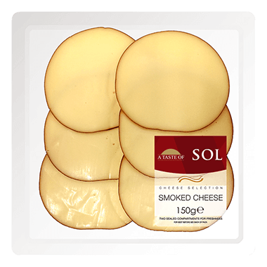 Fresh Pack Smoked Cheese